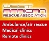 Logo West African Rescue Association