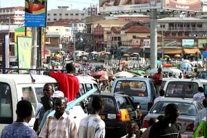 circulation au Ghana